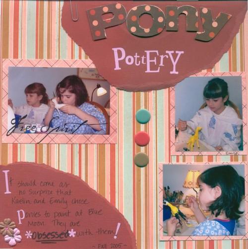 Ponypottery